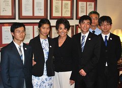 6.5.13 Eshoo Congratulates Members of the 2013 U.S. Physics Team