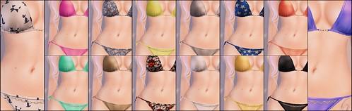 Baiastice @ SummerFest 13 - Bikinis