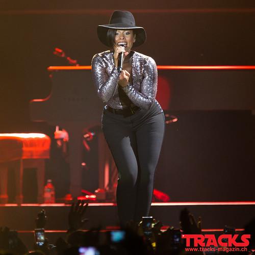 Alicia Keys @ Hallenstadion - Zurich