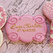 Welcome Baby Lucia by Precious Pie Cookies