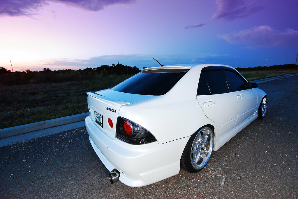 white_is - IS300 never ending build thread  - TezzaWorld