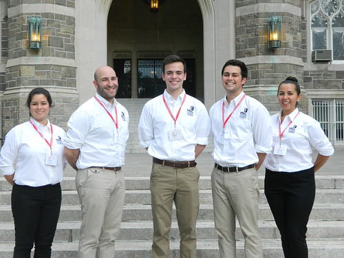 NSLC site directors and assistant team advisors