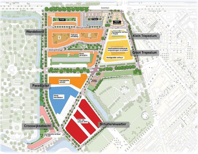 Nieuw Crooswijk aangepast plan