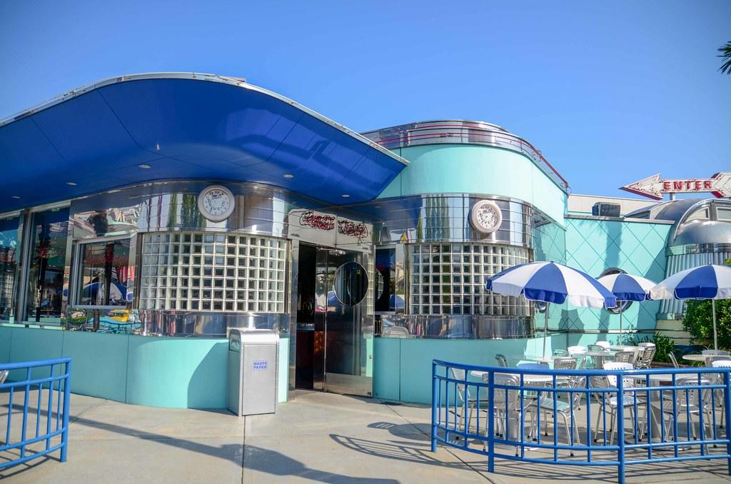 Garden Centre: Universal Studios Japan: Hollywood