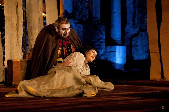 Taoarte, tremila spettatori per il Rigoletto$