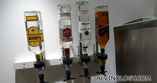 For those who love alcohol