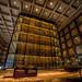 Rare Book storage at Yale Uni by Raja Daja