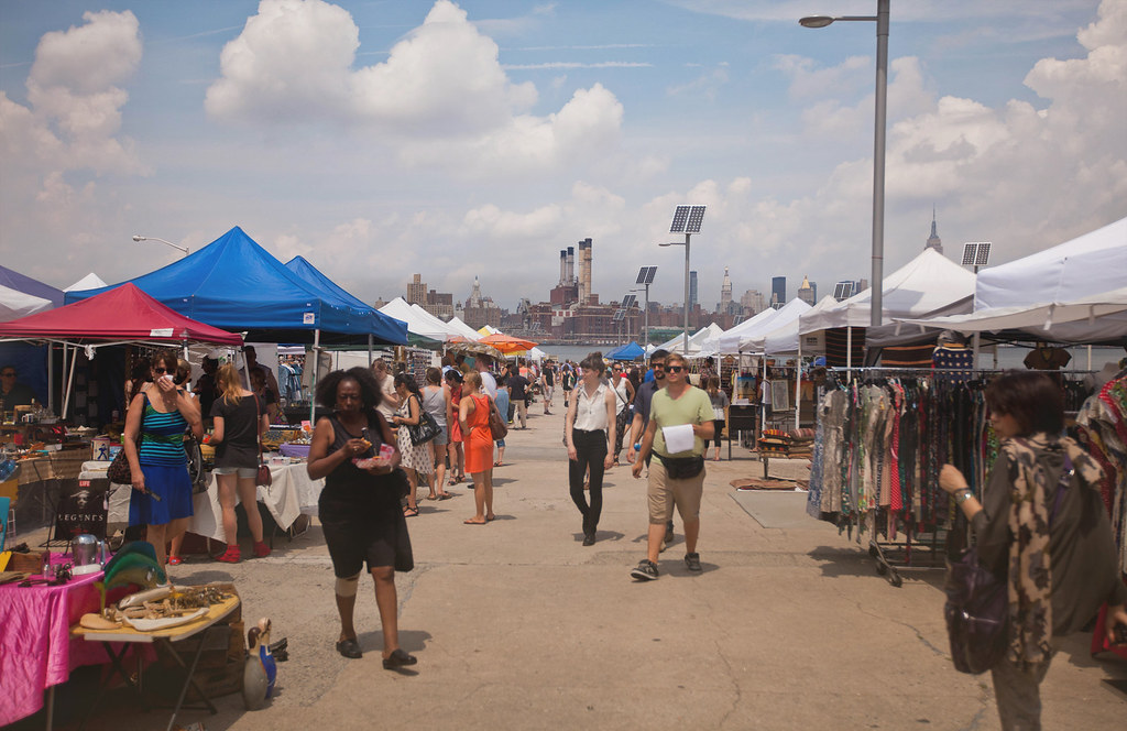 Flea Market, Williamsburg | New York