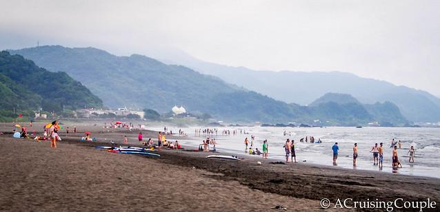 Waiao Wushi Beach Taiwan