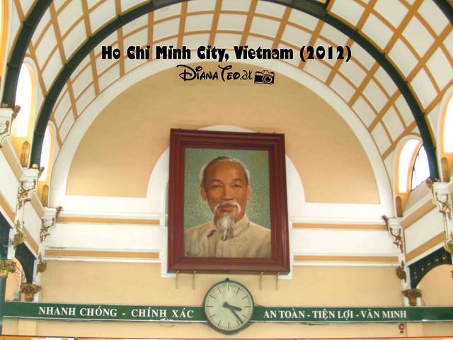 Old Saigon Post Office 04