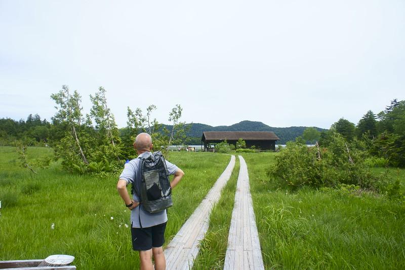 DSC06611 Oze:Mt.Shihutsu Hike