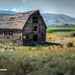 Abandoned Farm Building by Glen Eldstrom