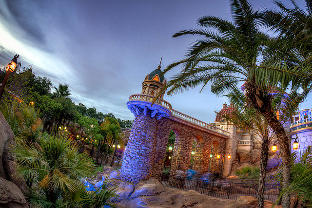 Magic Kingdom - Under the Sea   Flickr - Photo Sharing!