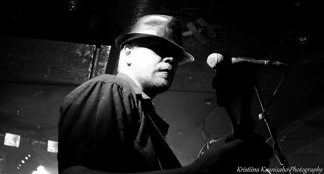 Tornado & Lazy Bonez @ Henry's Pub (Kuopio) 27.7.2013