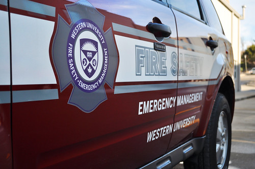 Western Fire Safety and Emergency Management flicker