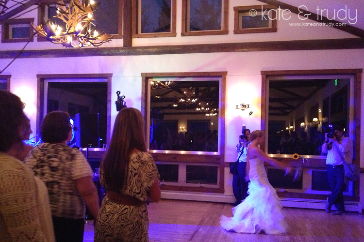 Wedding Weekend ~ The Big Day   www.kateandtrudy.com