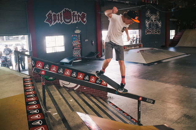 Stay Active About Cancer @ Skatelab!