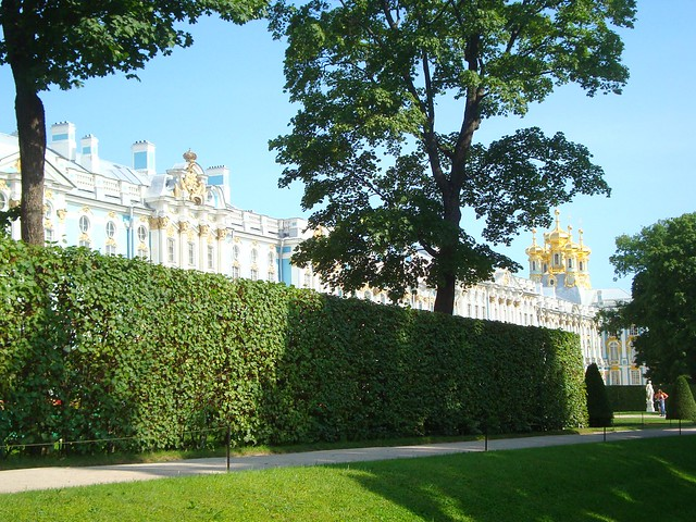 Catherine Palace Garden, St. Petersburg
