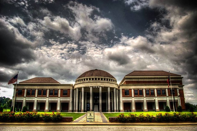 The national infantry museum at Ft. Benning GA.