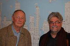 Michiel Heyns and Etienne van Heerden
