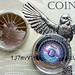 .999 fine silver + bitcoin by zcopley
