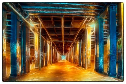234/365 Der Tunnel
