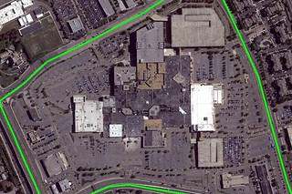 Springfield Mall, 2012 (via Google Earth)