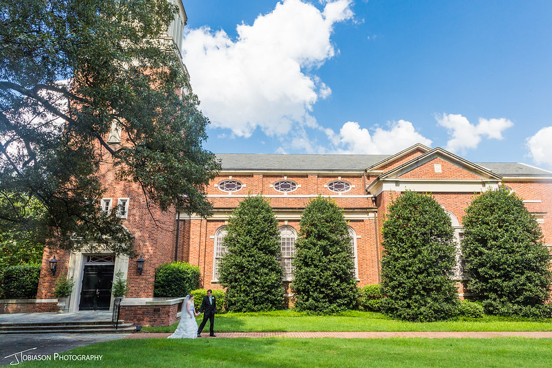 First Presbyterian Richmond wedding