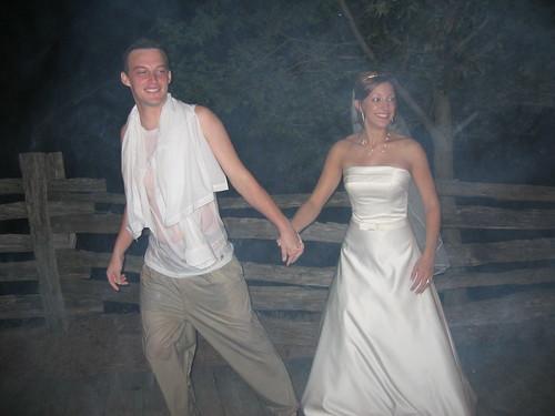 Thomas & Leslie's Wedding Aug '05 202