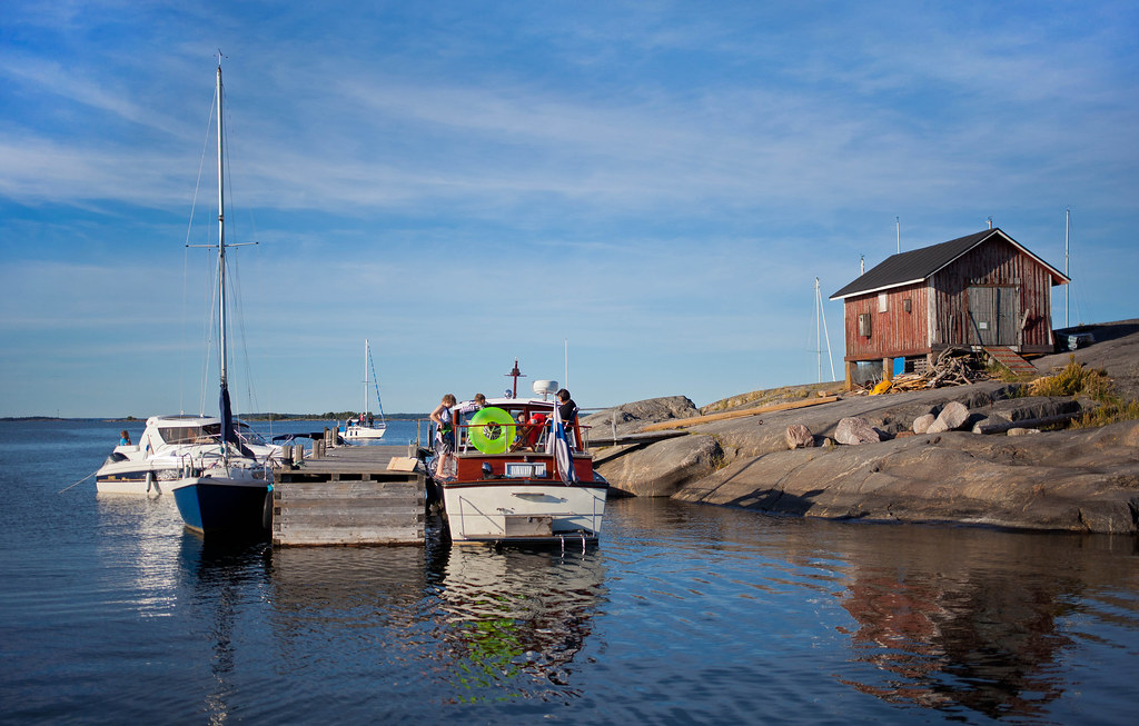 Säderskär majakka   Helsinki