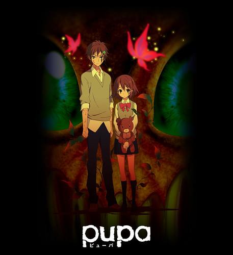 130911(3) - 兄妹純愛 + 怪獸獵奇 = 驚悚漫畫《pupa》將在秋天首播動畫!角色聲優、海報&預告片隆重揭曉!