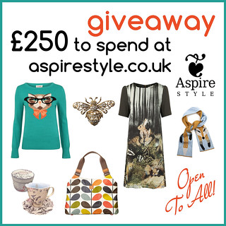 Aspire Style £250 Giveaway