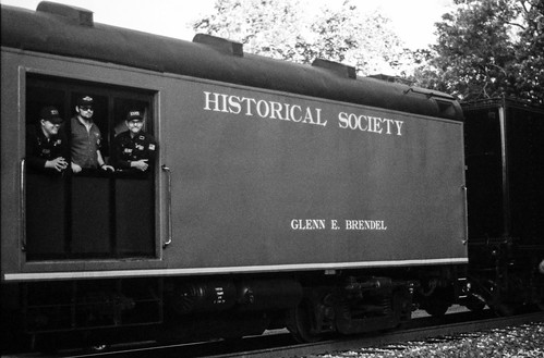 Railroad Men