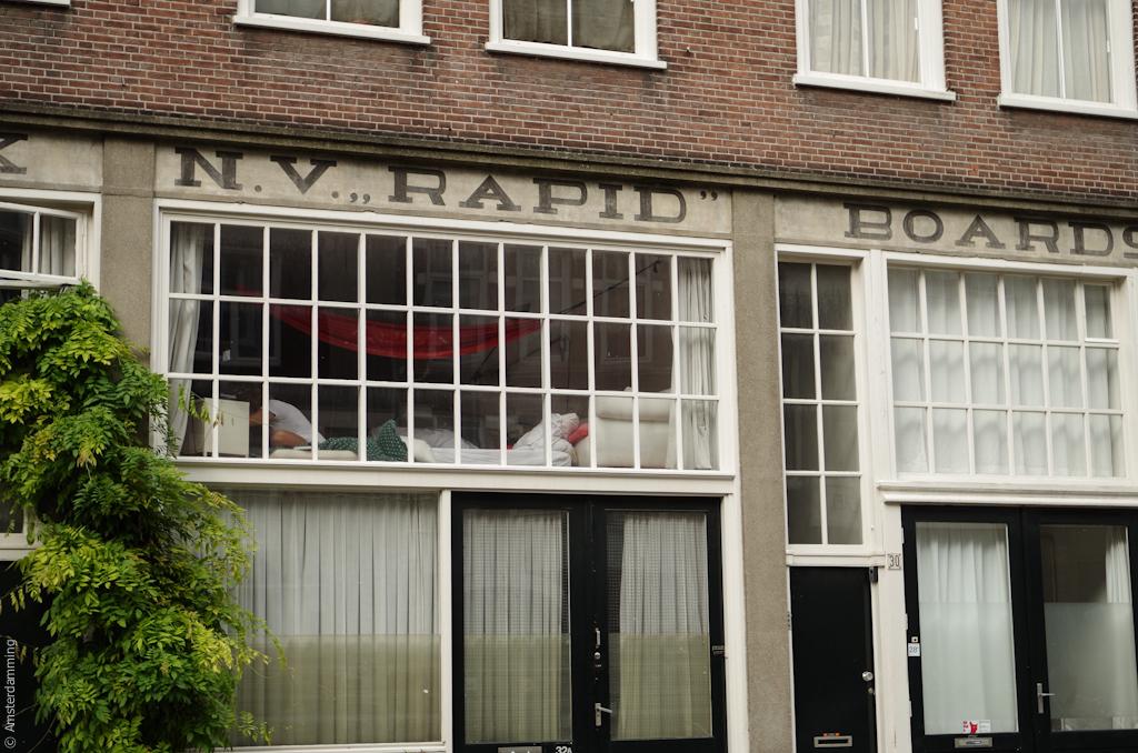 Amsterdam, Transparency in Jordaan