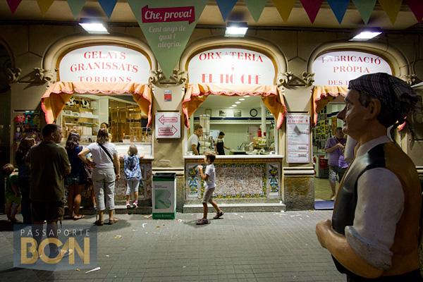 melhores sorveterias de Barcelona: Horchatería El Tío Ché