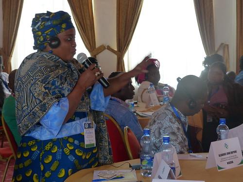 Barma Zeinabou, Syndicat National des Travailleurs Autonomes de l'economie informelle du Niger