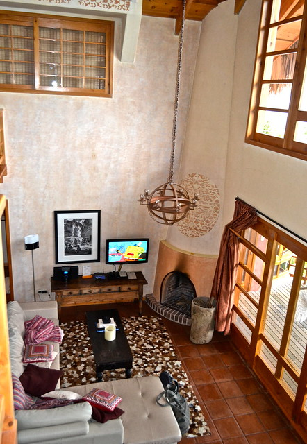 Living Room, Balam Ya, Luxury Villas, Lake Atitlan, Guatemala