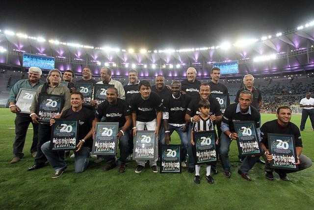 Botafogo x Ponte Preta