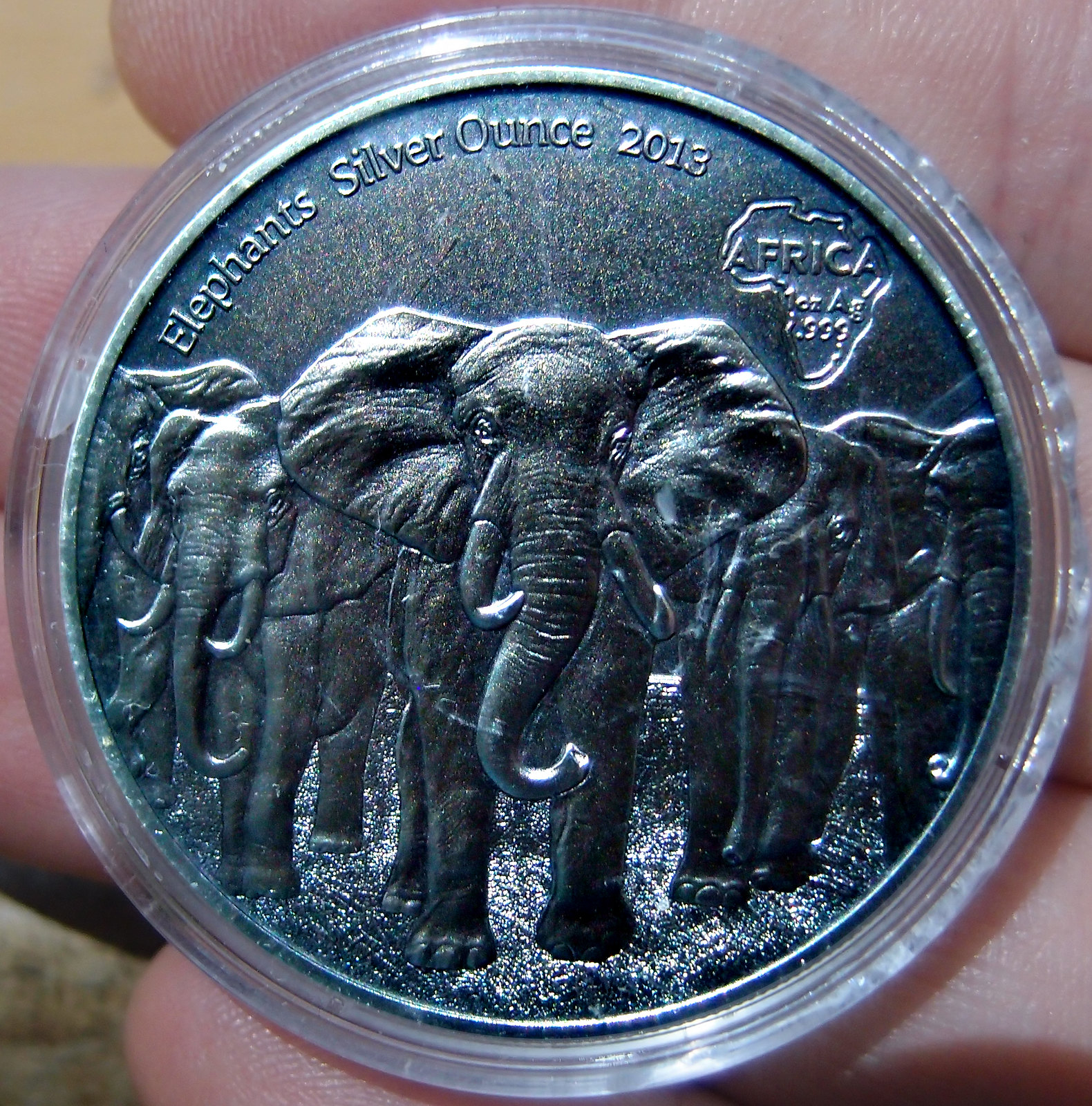African Silver Ounce Serie  10025254743_6804bf8390_h