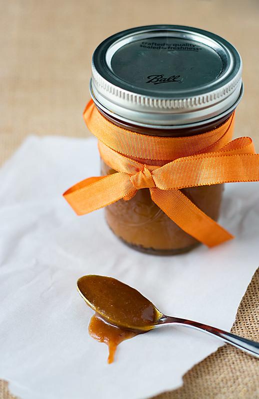 Pumpkin Caramel Sauce