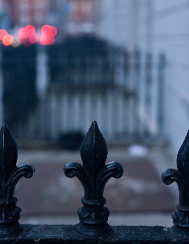 Dublin Fence