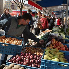 Farmářské trhy Jiřák