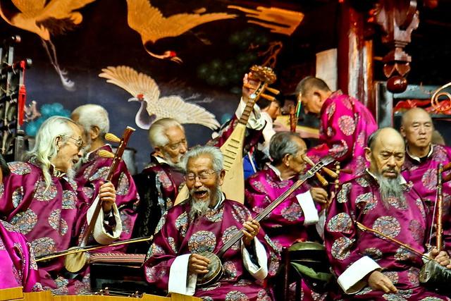 Naxi Ancient Music Orchestra