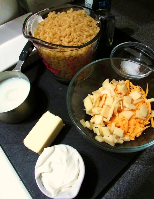 Ghost Mine's Jamol's Miners Mac & Cheese