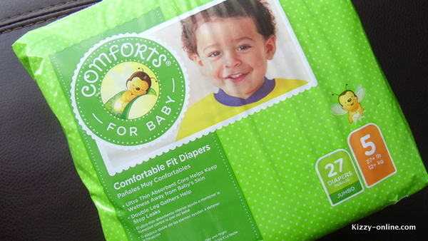 Comforts for Baby Mom Moms review Blogger