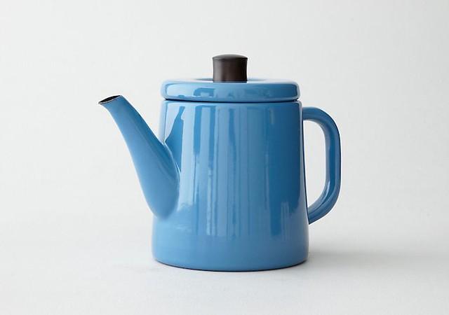 Enamel pottle