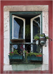 Doors, Windows, Balcony, Portugal