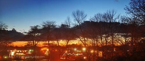 风景 日落 加拿大 摄影 d90 色彩 渥太华
