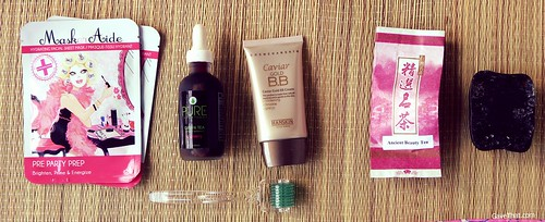 Asian Themed Beauty Products