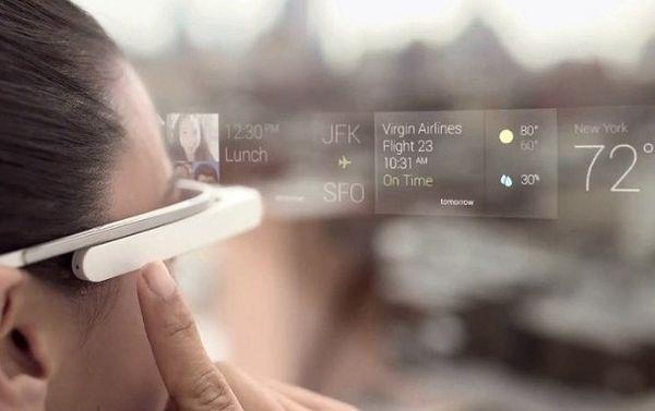 Приглашение Google Glass